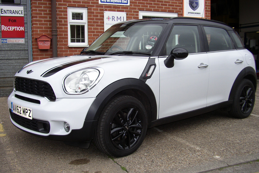 Mini Countryman - 42300 Miles - 2012